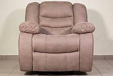 Нове крісло з реклайнером - Манхеттен (100см), фото 2
