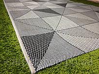 Безворсовая ковровая дорожка бежевая Flex Karat Carpet:  67; 80(ост.2,75); 100; 120; 150*(4,36)см