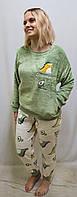 Пижама махровая 686