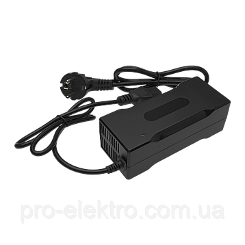 Зарядное устройство для аккумуляторов LiFePO4 24V(29.2V)-2A-48W, фото 2