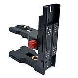 Уровень лазерный Firecore 3D MW-93T (яркий зеленый луч). + Магнитное крепление. супер цена, фото 3