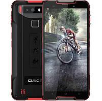 Смартфон Cubot Quest (4/64Гб) - IP68 (black-red) оригинал - гарантия!