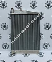 Алюминиевый радиатор на легковой автомобиль