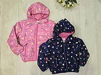Куртка для девочек оптом, S&D, 98-128 см,  № СН-6088, фото 1