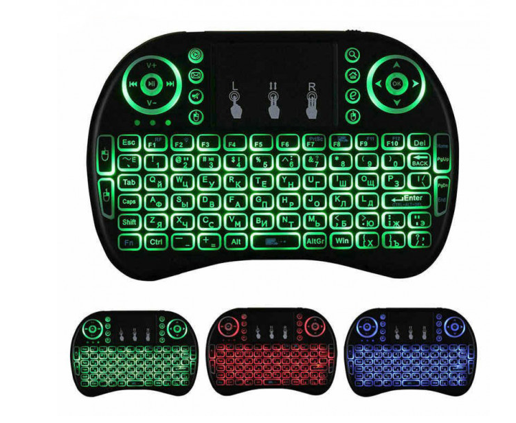 Клавиатура с тачпадом RT-MWK0