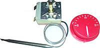 Терморегулятор  с капилляром 16А\250в ( от 30-до 90 `C)