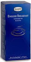 Чай черный Английский завтрак/ English Breakfast Teavelope® Ronnefeldt, 25шт