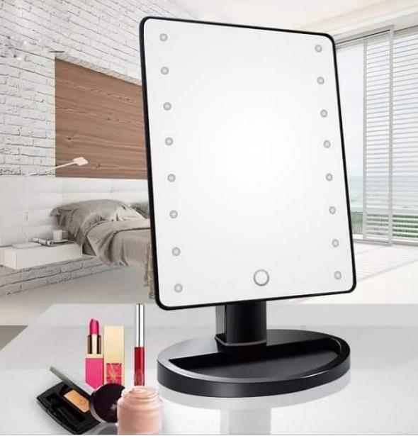 Настольное зеркало с подсветкой My Fold Away Mirror