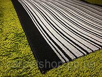 Безворсовая ковровая дорожка на латексе 80 см