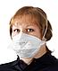 Медицинские маски пропаяные 3M 9101 (50 МАСОК), фото 2