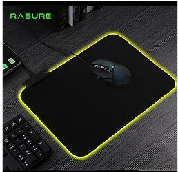 Коврик для мышки с подсветкой  RASURE RGB