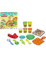 "Пластилин Play-Doh (Плей до) Игровой набор ""Пицца"" Hasbro (Хасбро)"