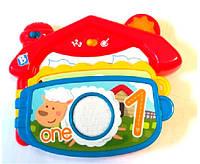 B kids Развивающая музыкальная игрушка 'Книга' B kids 04360 США