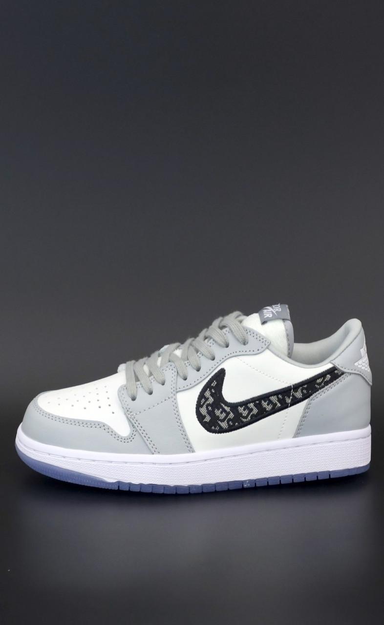 Мужские Кроссовки Nike Air Jordan Dior, найк джордан