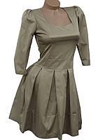 Красивое женское платье (в расцветках 40-44), фото 1