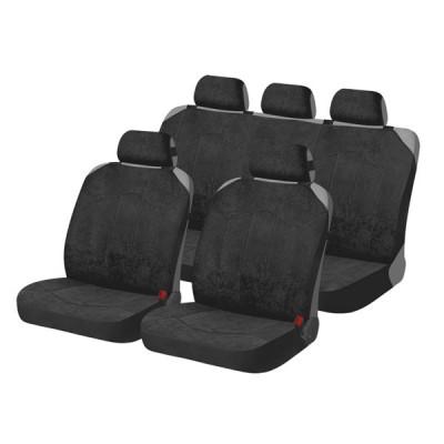 h&r hadar rosen Комплект накидок на автомобильные сидения Hadar Rosen GOTHIC, Черный 22151 1396