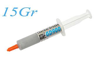Термопаста GD900 15 грамм, шприц