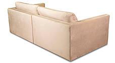 Мягкий кожаный диван Конкорд, фото 2