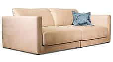 Мягкий кожаный диван Конкорд, фото 3