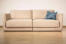 М'який шкіряний диван Конкорд, фото 2