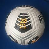 Мяч футбольный Nike Flight Ball OMB DA5635-100 (размер 5), фото 4