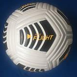 Мяч футбольный Nike Flight Ball OMB DA5635-100 (размер 5), фото 2