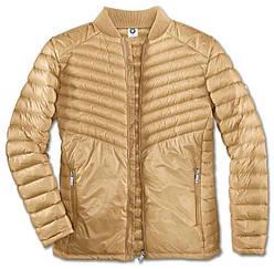 Оригінальна чоловіча пухова куртка BMW Sand (80142466172)