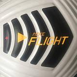 Мяч футбольный Nike Flight Ball OMB DA5635-100 (размер 5), фото 9