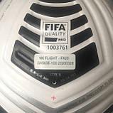 Мяч футбольный Nike Flight Ball OMB DA5635-100 (размер 5), фото 8