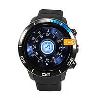 Смарт-часы Microwear H8 Black-Blue, фото 3