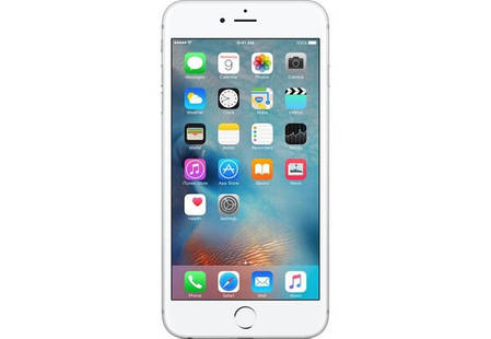 Смартфон Apple iPhone 6S 16GB Silver Stock А-, фото 2