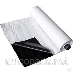 Плівка для заготівлі силосу 8X330 чорний / білий FARMA