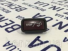 Кнопка автозаперания крышки багажника Mercedes S212/W204/W205 A2128210651