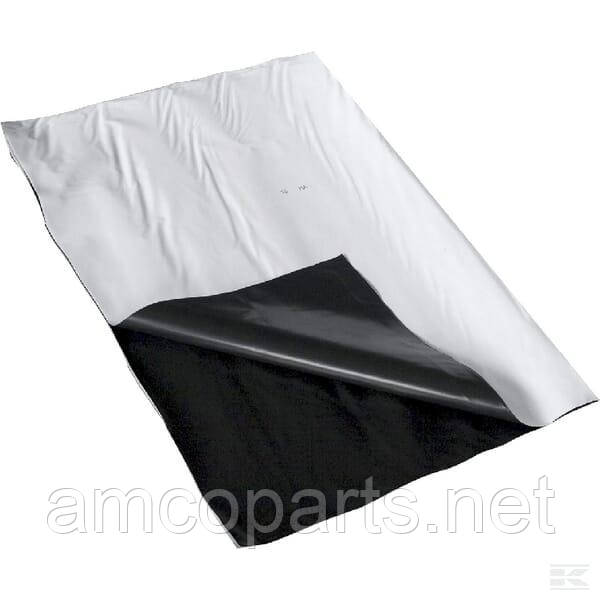 Плівка для заготівлі силосу 12x330 Black/whi