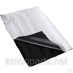 Плівка для заготовки силоса 12x33 чорно/ біла