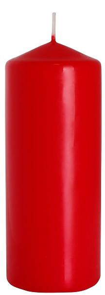 Свеча цилиндр красная Bispol 15 см (sw60/150-030)