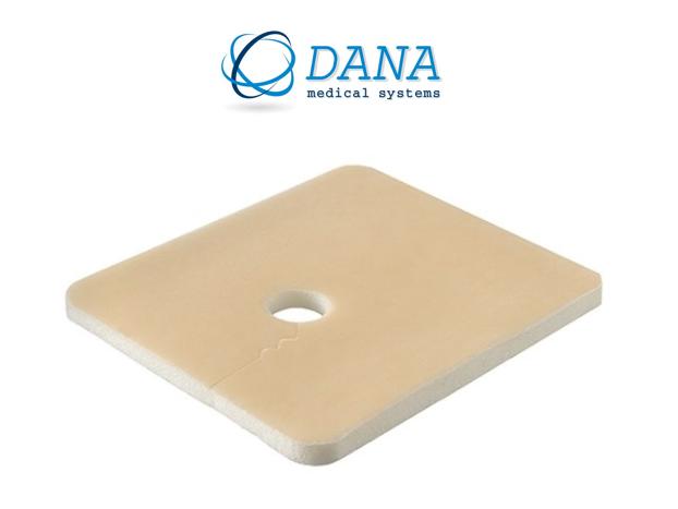 Підкладка для трахеостомических трубок, дитяча. Розмір 6,5*6,5, фото 2