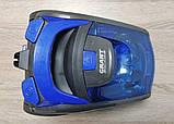 Пилосос GRANDBERG GT-1604 синій dark blue 3000 W   пилосос контейнерний без мішка для сухого прибирання, фото 2