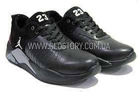 Чоловічі шкіряні кросівки