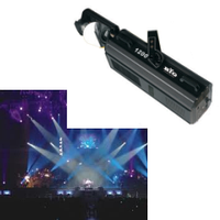 Ламповый Сканер BB2001 HMI 1200W  (5 вращающихся гобо + дихрогобо)