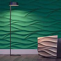 """Декоративная 3д панель """"Нежность"""" для отделки и декорирования стен и потолков 50x50"""