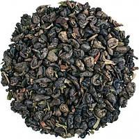 Чай Зеленый с мятой крупно листовой Tea Star 50 гр Германия, фото 1