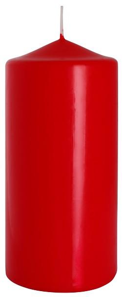 Свеча цилиндр красная Bispol 15 см (sw70/150-030)