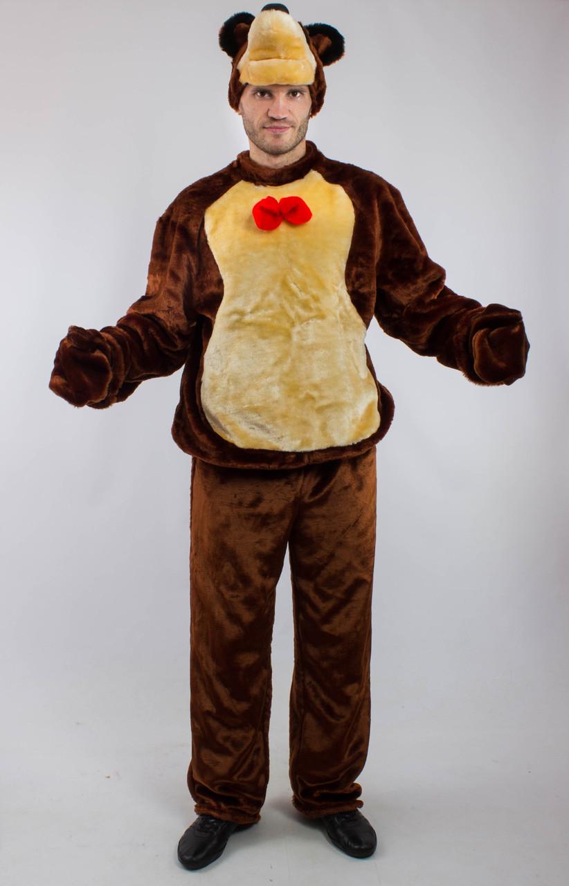 """Карнавальный костюм Медведя для взрослого """"Маша и медведь ... - photo#20"""