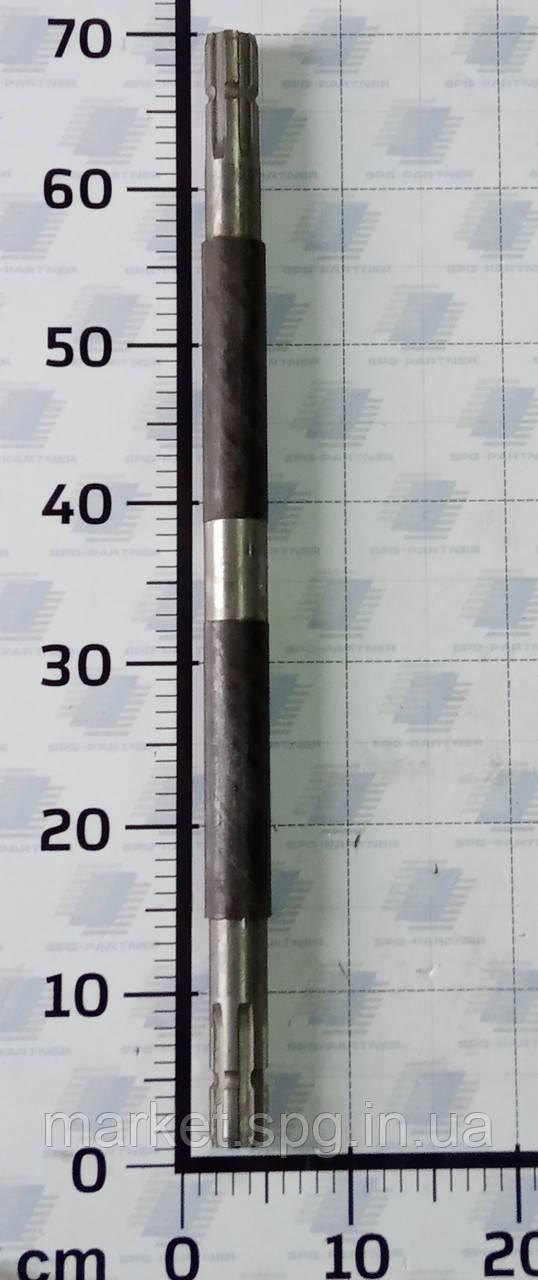 237.02.04.00 Вал відбору потужностей шліцевий SaMASZ