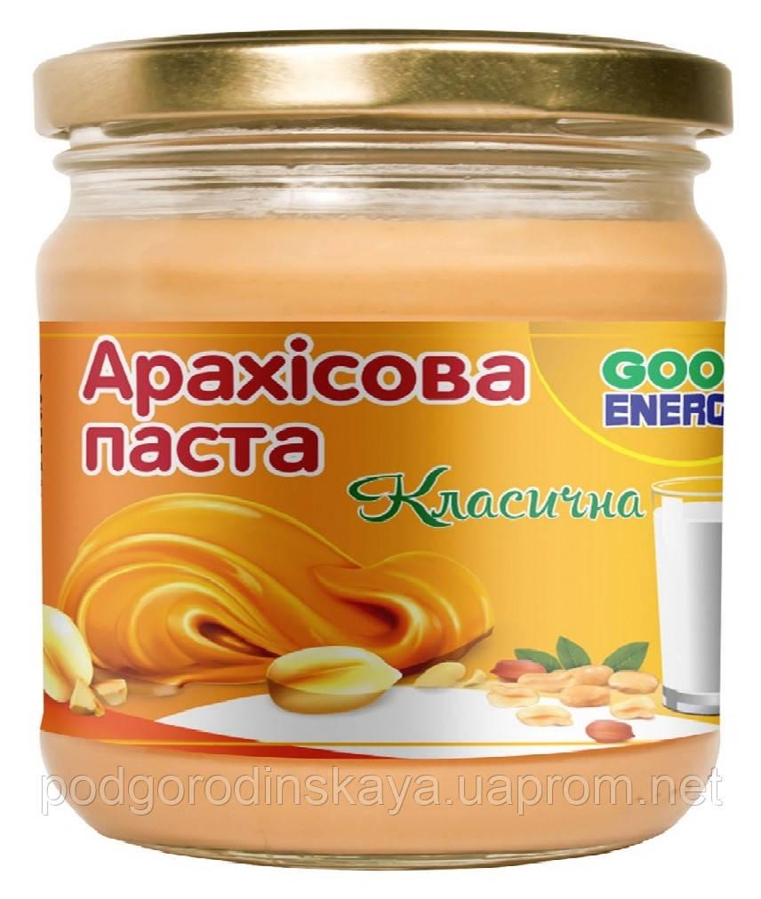 """Арахисовая паста """"Классическая"""" 180 г"""