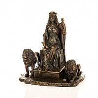 "Статуэтка ""Богиня Кибела с львами"", фото 1"