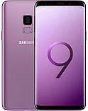 Смартфон Samsung Galaxy S9 SM-G960FD 64Gb Lilac Purple, фото 2