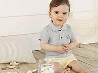 Детская рубашка поло с коротким рукавом, фото 1