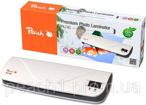 Peach PL740 Горячий ламинатор 330 мм/хв Білий